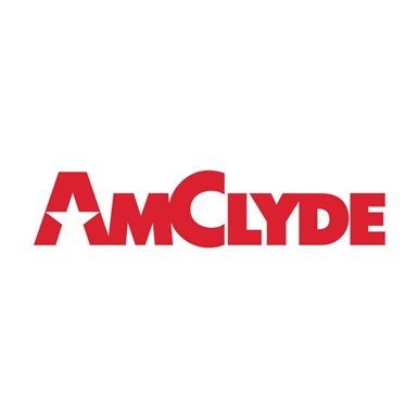 AmClyde Logo on white background