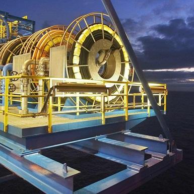 Hose Reel Station offshore
