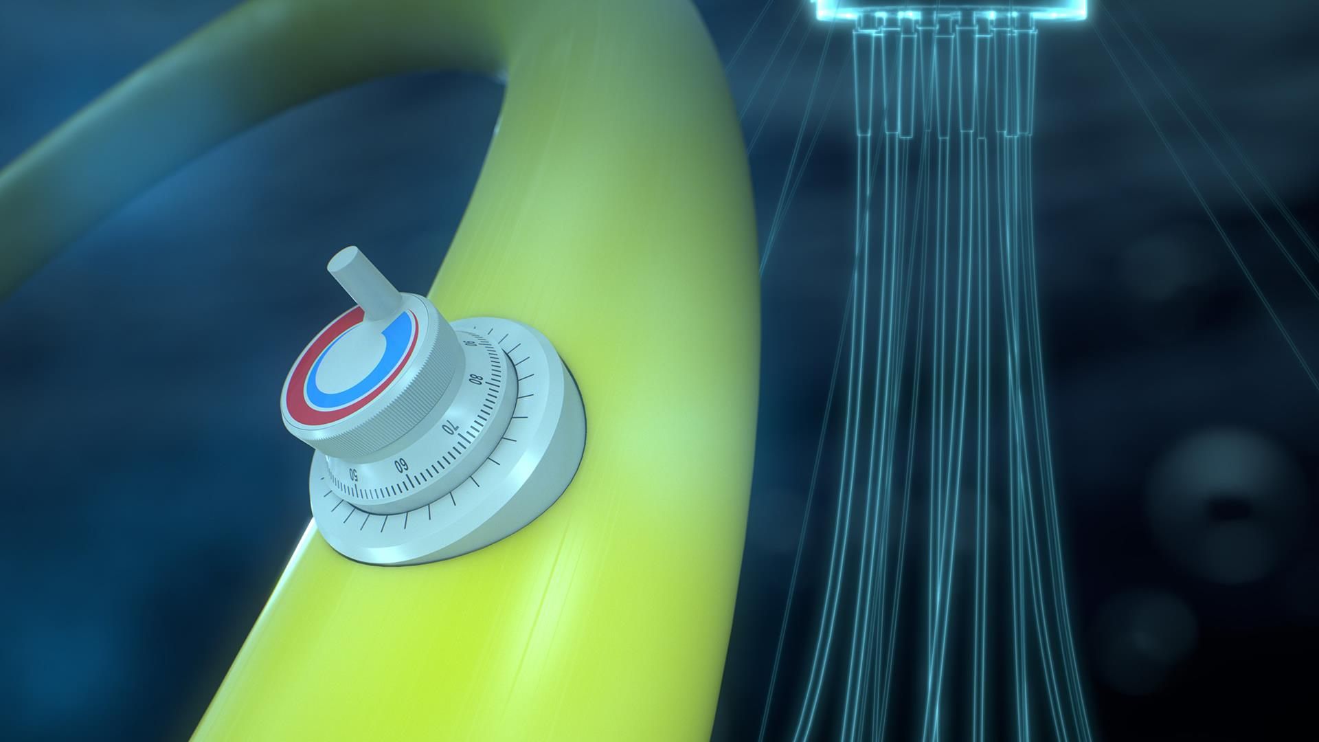 Direct heating quadback for subsea flexible pipe