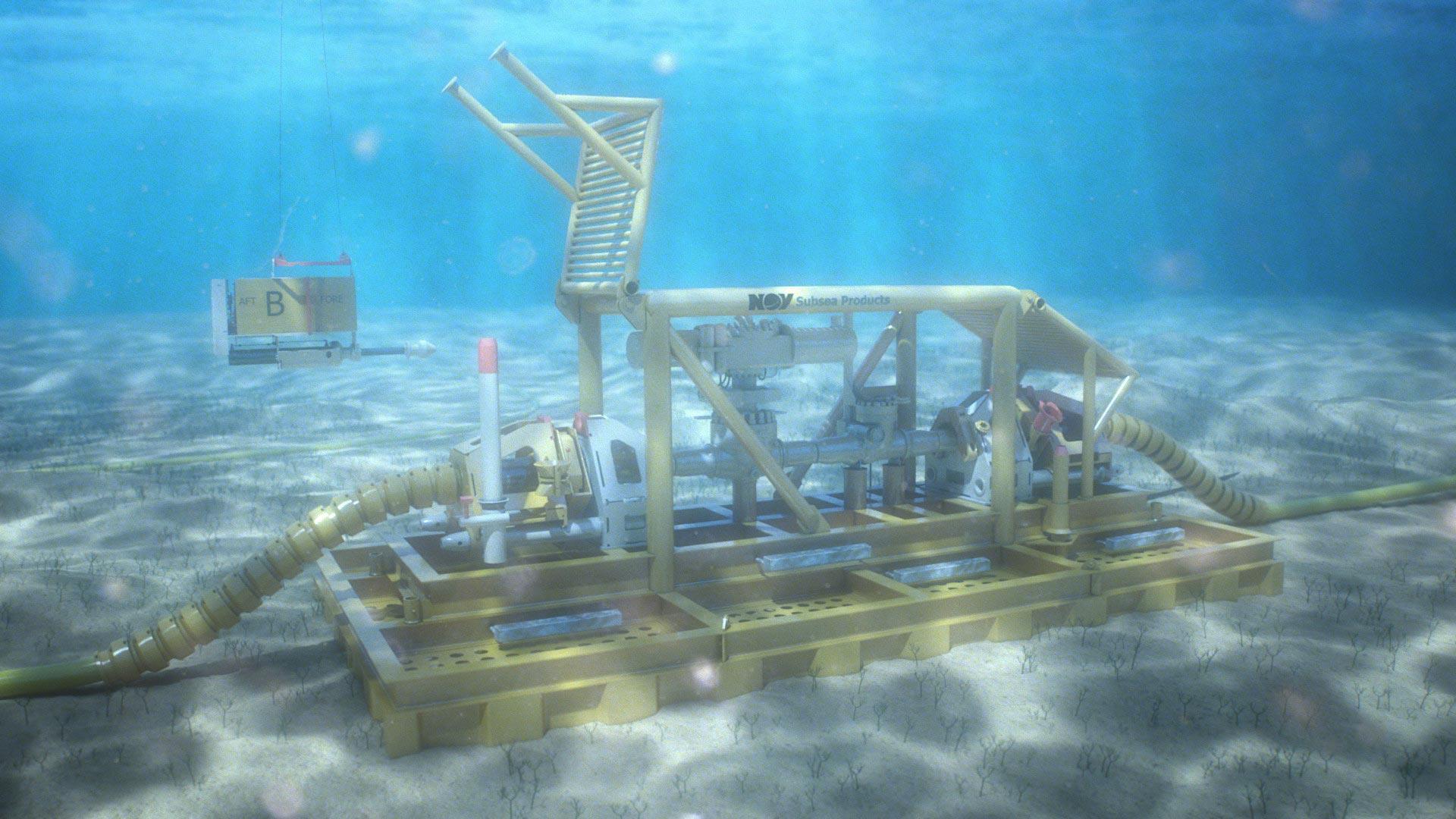 Subsea Isolation Valves