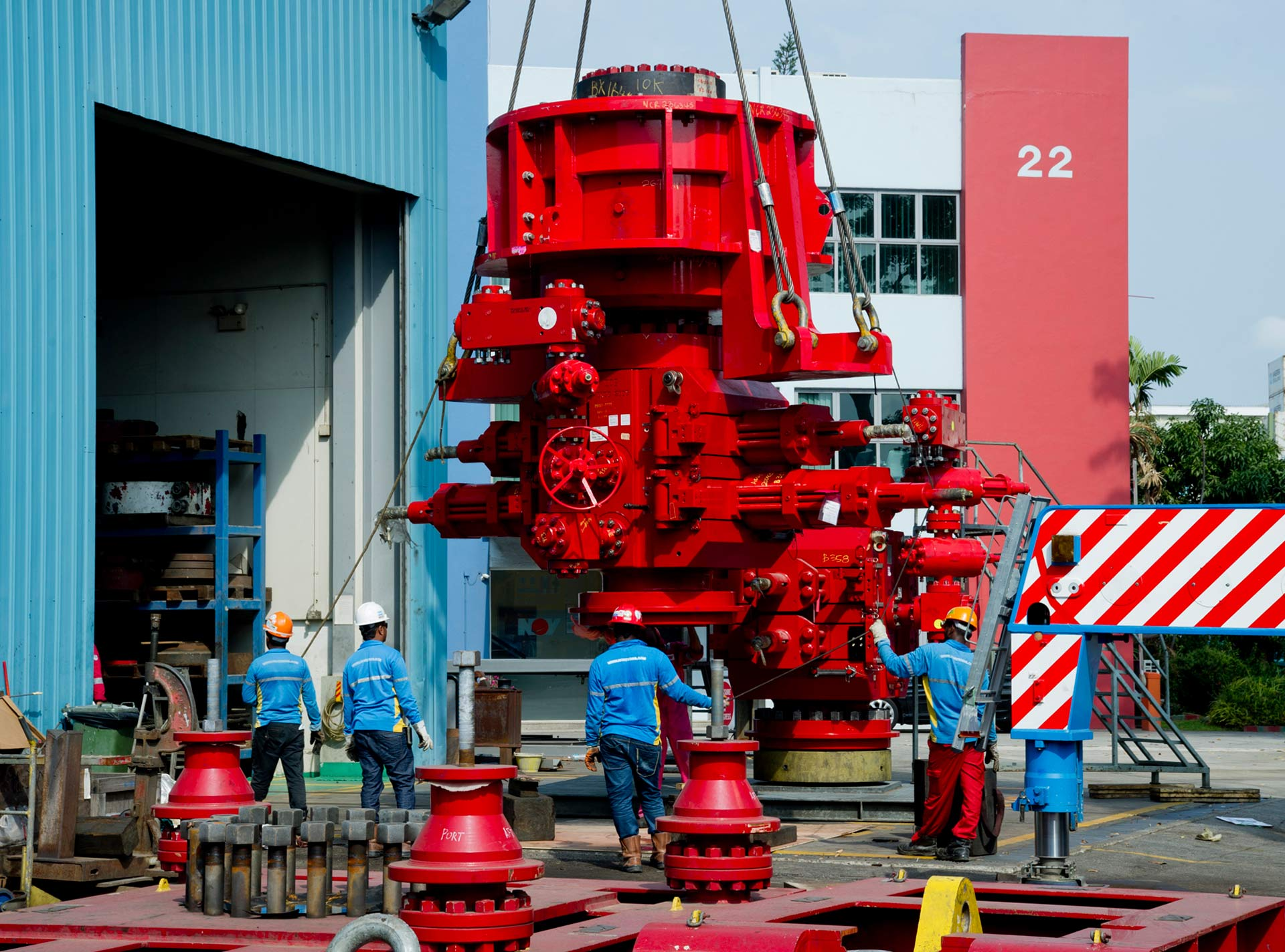 Product factory oilfield equipment, drilling exploration and spare parts