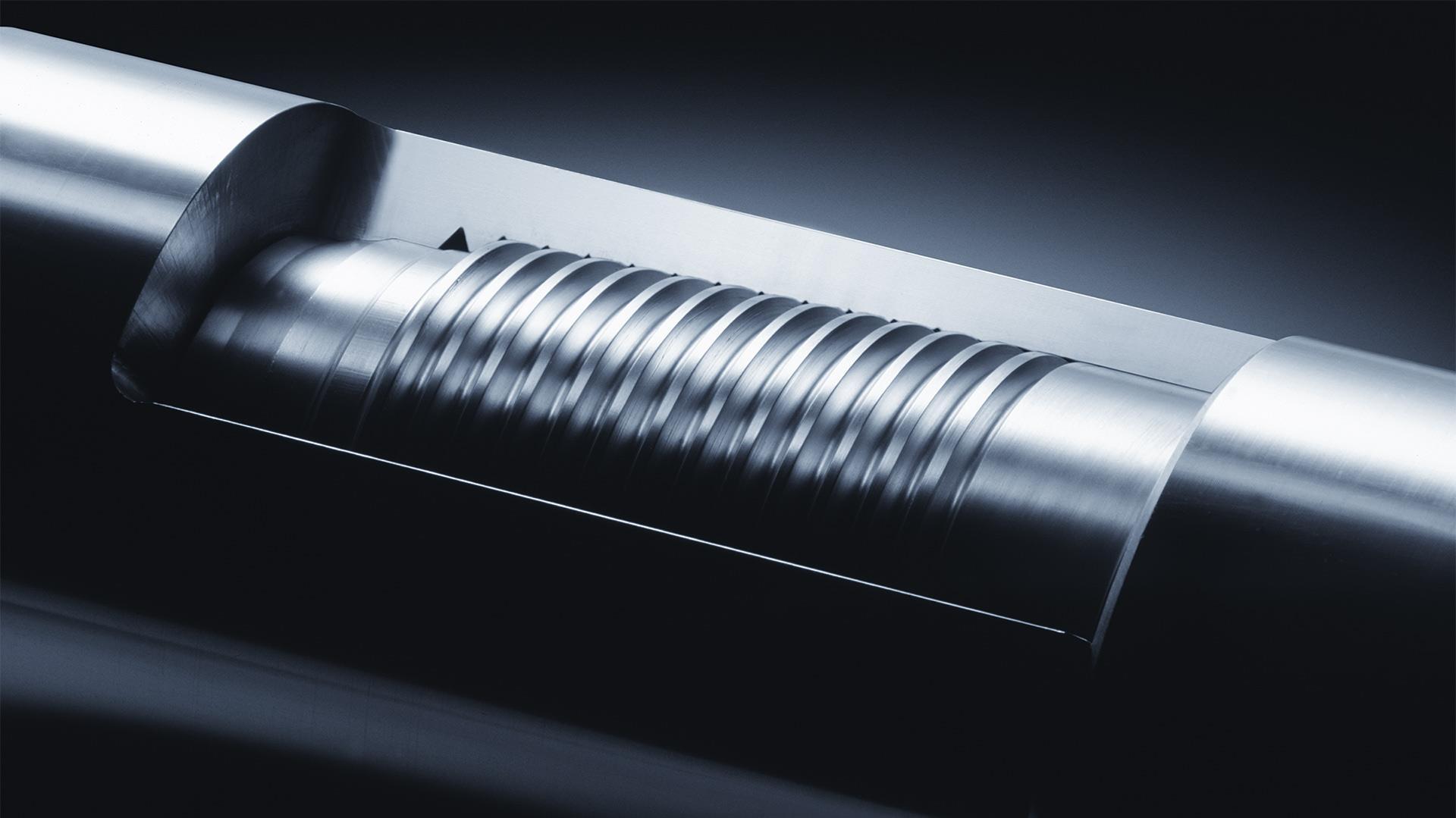Closeup of a cutout showing XT-M Connection