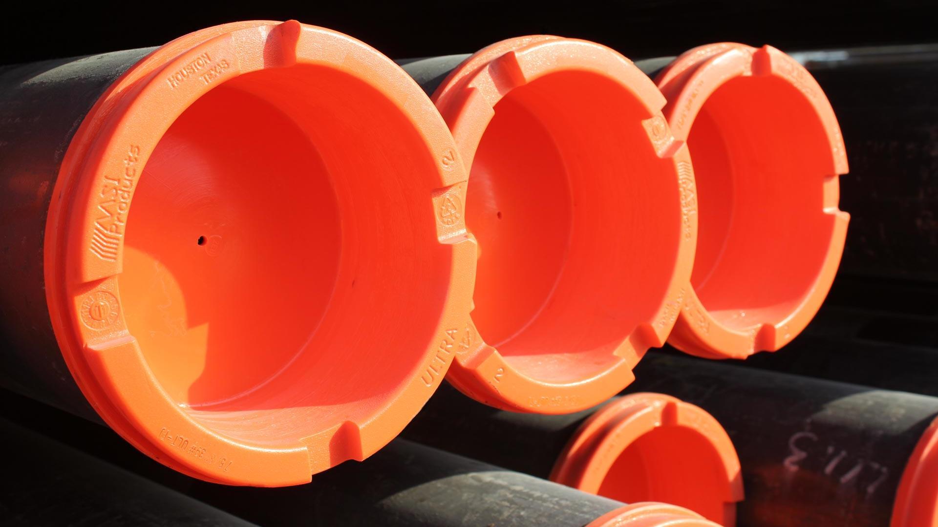 Orange Ultra Premium Thread Protectors