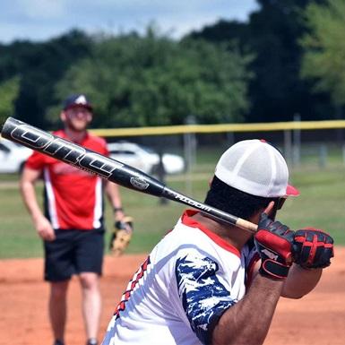 Derricks and Diamonds Softball Game