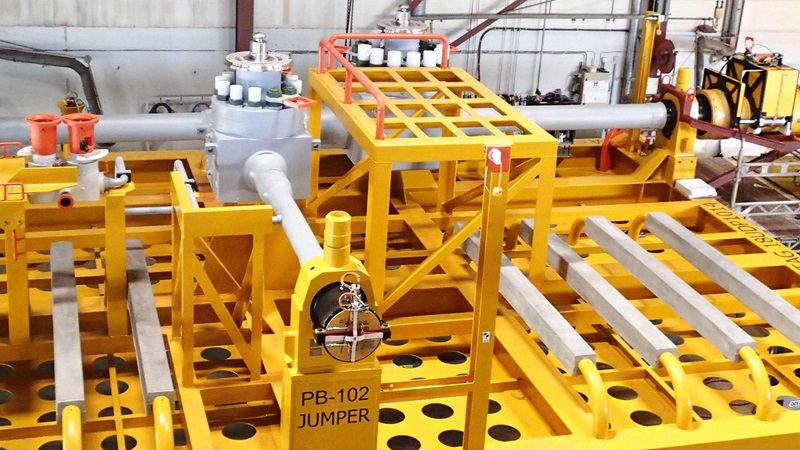 Subsea production system manifold