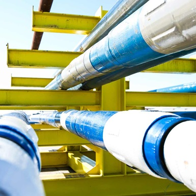 Downhole pipe for wellbore applications