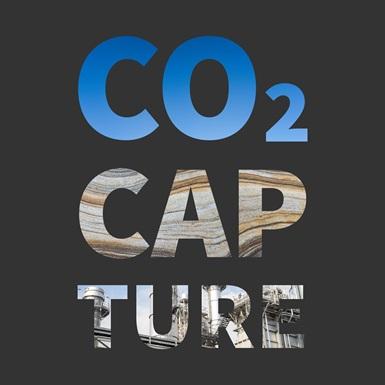 CO2 Capture word art