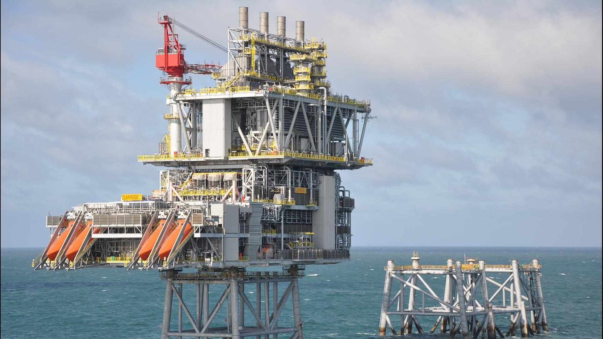 Bondstrand Composite Solutions on offshore platforms