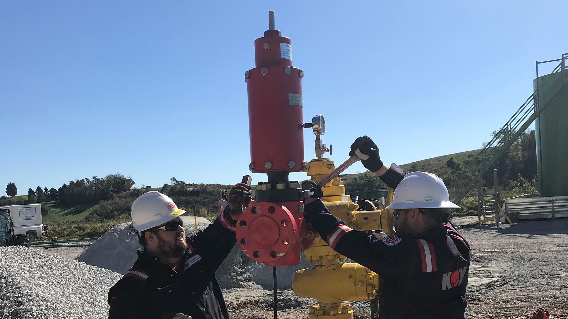 AUH Hydraulic Actuator