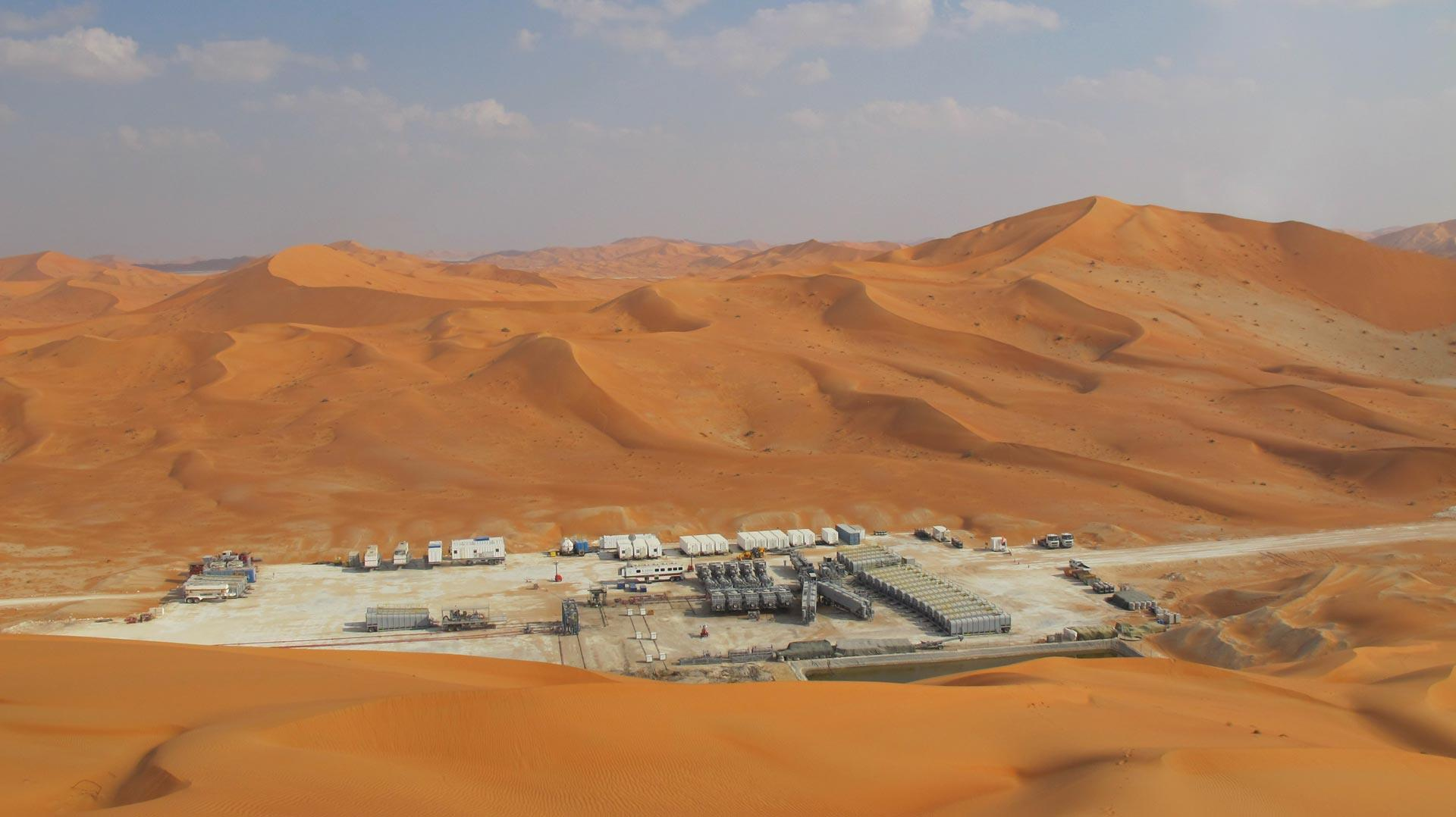 DASTRAC III Data Acquisition and Control System in the desert