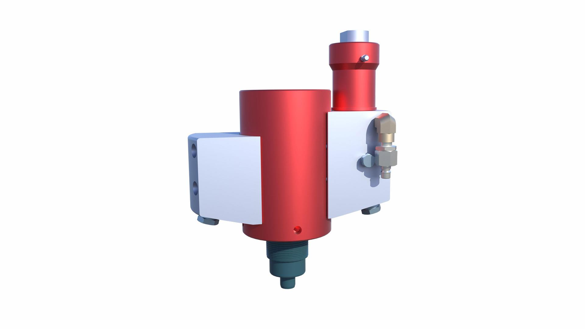WPCE Elmar Venting Glycol Injection Valve