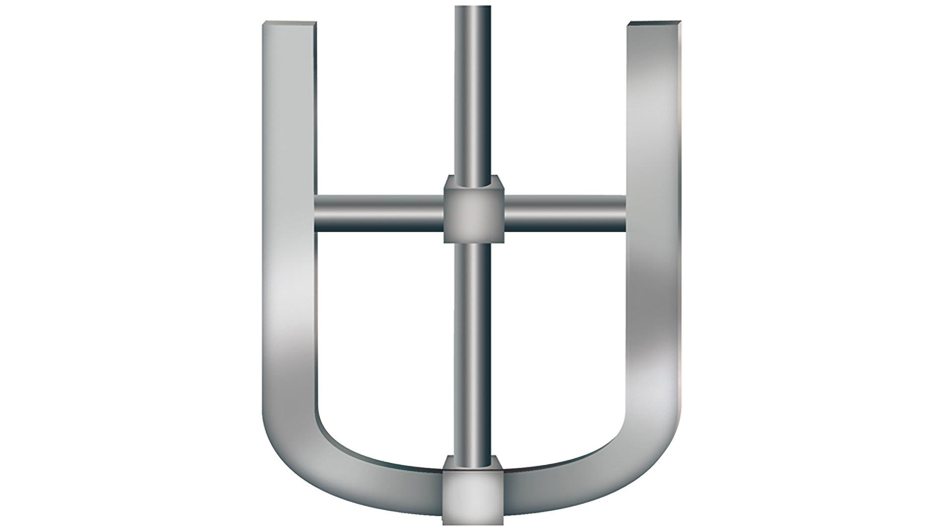 A render of an Anchor Impeller