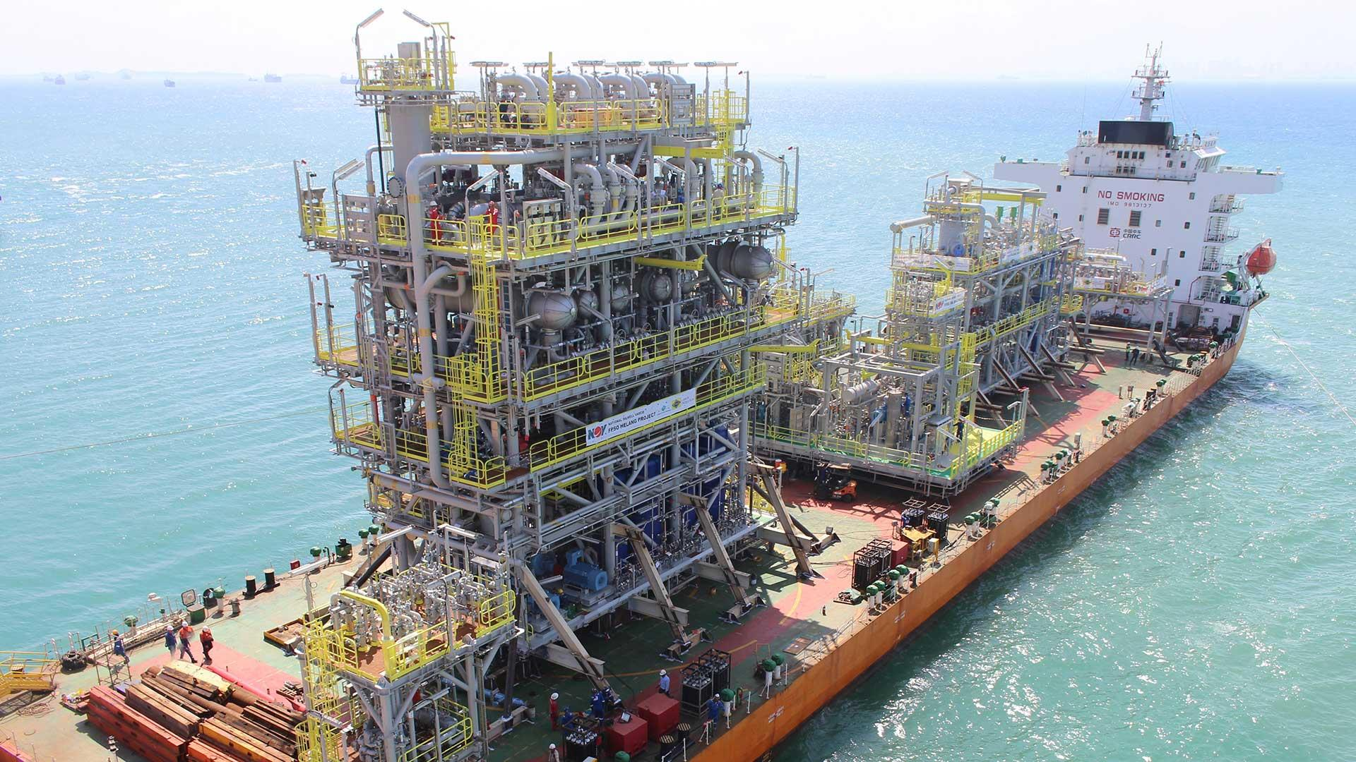 FPSO Topside Services