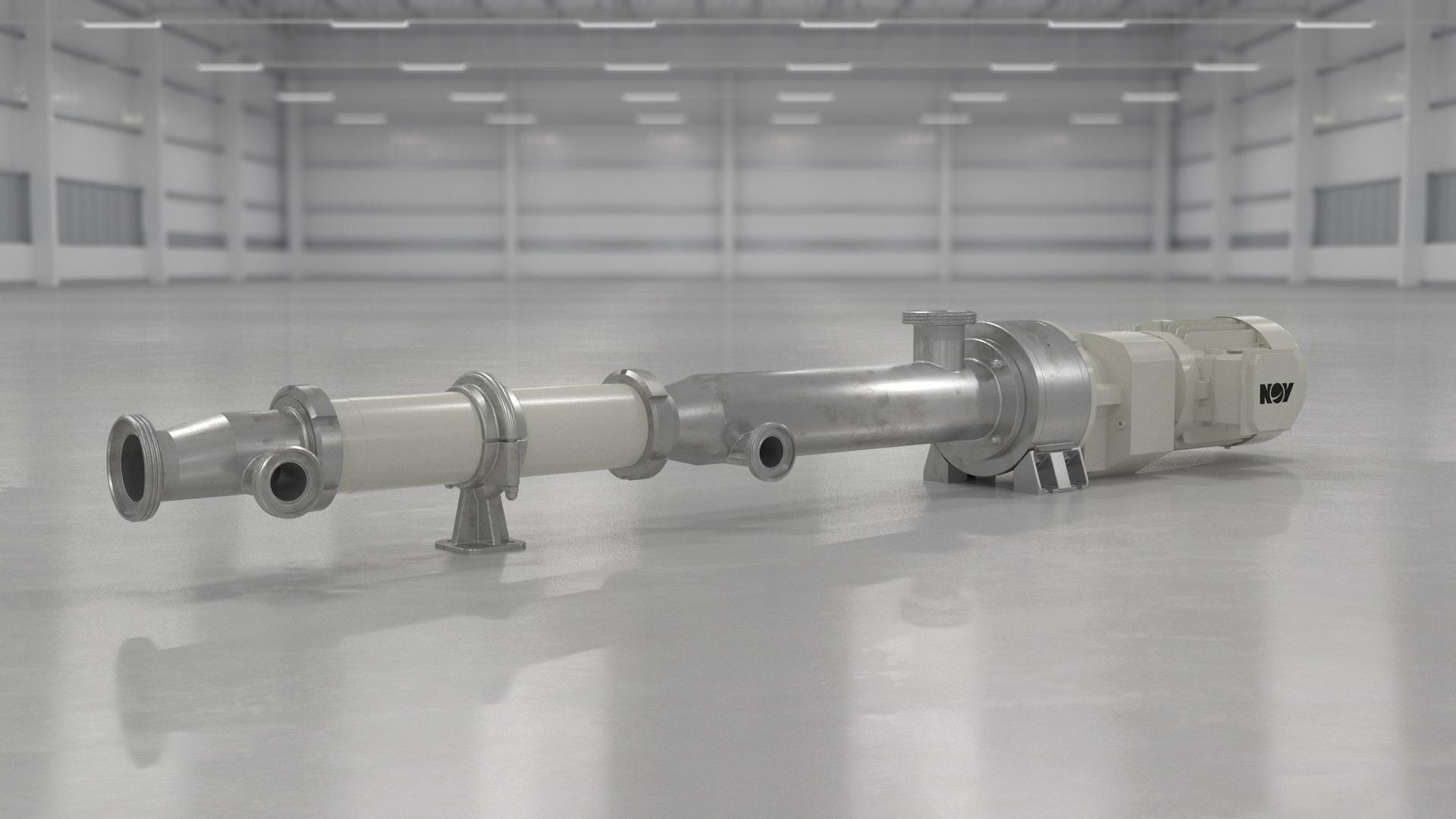 Hygienic Range Progressive Cavity Pump in warehouse