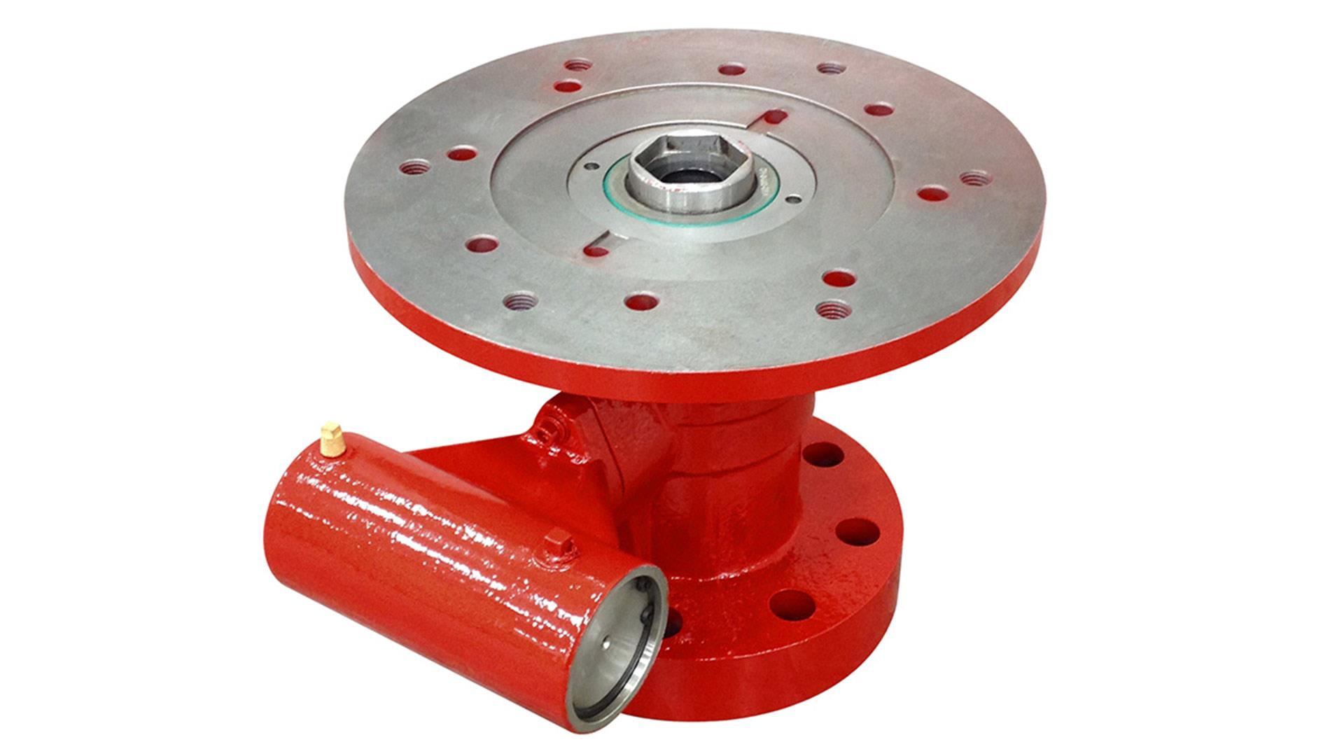 A render of a Leak-Free Stuffing Box