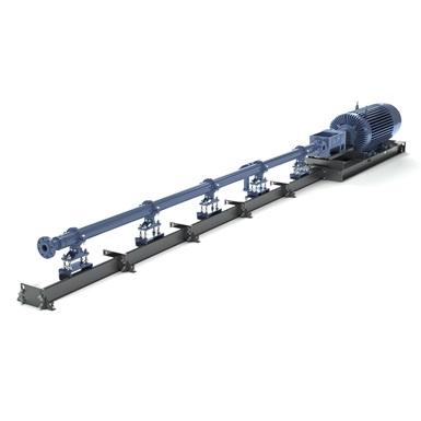 Horizontal Pumping System HPS