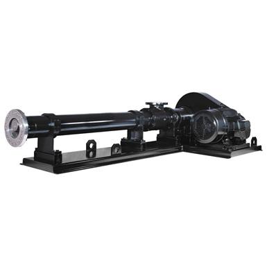 Tri Phaze pump system