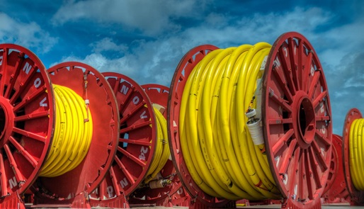 Flexible pipe for subsea systems