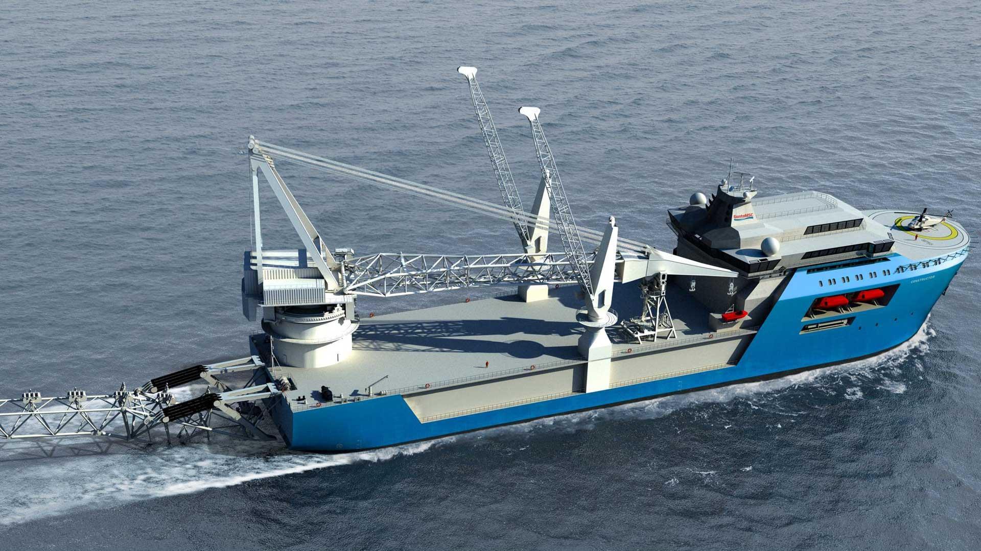Constructor Vessel render