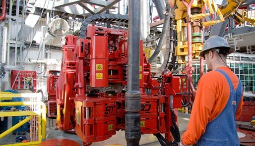 Grant Prideco IADC onshore interfacing rig tools at work