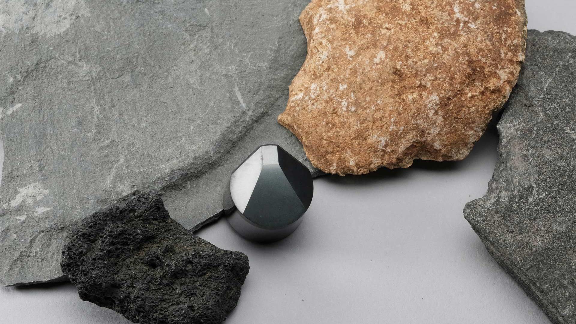 ION 4D Cutter Rocks