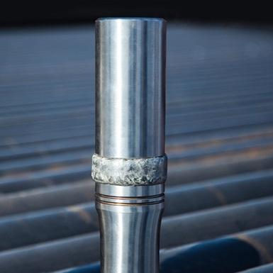 Tuboscope TCS titanium hardbanding
