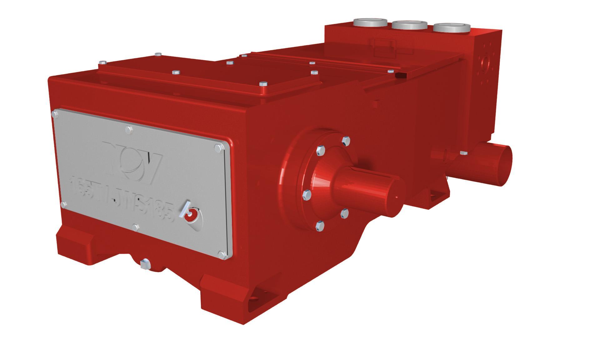 Render of BackPressure Pump