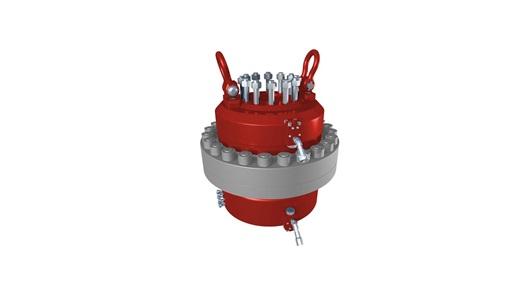 Render of MPowerD MPD Pressure Control