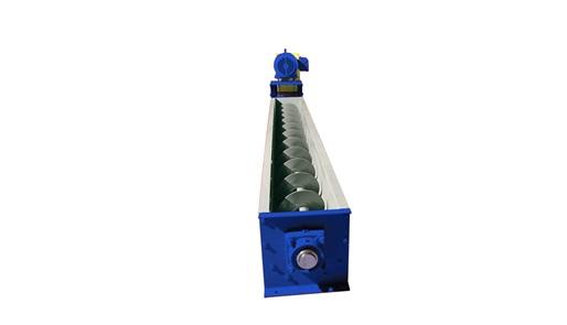 Render of  screw conveyor systems